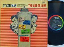 Cy Coleman~Original US Score LP Art of love EX 1965 Jazz Lounge Ross Hunter