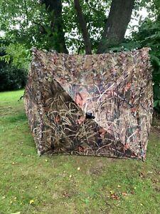 Stalker Pop Up Pigeon Hide / hunting hide/ camouflage net/ pigeon decoying