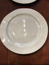 "VIETRI LIGHT BLUE/GREEN DINNER PLATES 12""D - PRISTINE CONDITION! up to 6 plates"