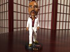 Tony The Pimp Bobblehead  w White Suit, Neck Chain, and Knife, Gag Novelty Gift