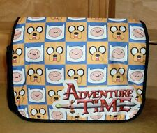 COSPLAY ADVENTURE TIME MESSENGER 1 BAG TRACOLLA BORSA ANIME MANGA SCHOOL NEW