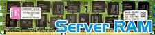 Kingston 8GB PC3-8500R (DDR3-1066Mhz, 4RX8) ECC Registered RAM