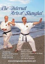 Internal Arts of Shanghai Dvd Paqua Hsing-I Chi Kung Richard Kim Ricci Gaviola