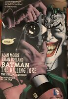 Batman The Killing Joke Deluxe Edition DC Hardcover by Alan Moore Brian Bolland