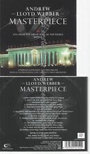 CD--ANDREW LLOYD WEBBER--MASTERPIECE-LIVE FROM THE PEOP