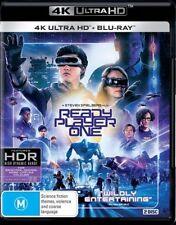 Ready Player One 4K (Blu-ray, 2018, 2-Disc Set) Brand New & Sealed