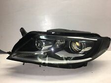 VW PASSAT CC 2012 17 N/S HEAD LIGHT LEFT PASSENGER XENON FACE LIFT COMPLETE