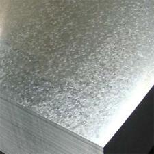 Tôle acier galvanisée, épaisseur 1/2/3 ou 4 mm, plaque acier galva, pliage