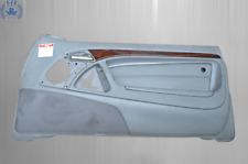 Original Mercedes Sl R129 Door Board with Door Panel Right Side, Grey Top