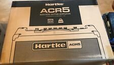 "Hartke ACR5 50-Watt 1x6.5"" Acoustic Guitar Combo Amplifier NEW factory sealed"