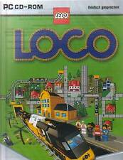LEGO LOCO Erforsche die Legowelt * XP *Sehr guter Zustand