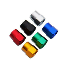 4X Car Truck Wheel Tyre Tire Air Valve Stem Caps Cover Emblem for Benz AMG Ford