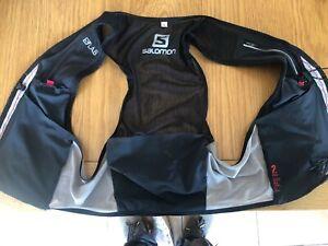 Salomon Slab sense 2 Running vest-Black Medium