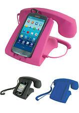 porta telefono da scrivania per smartphone/cellulare con cornetta idea regalo