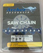 "2 Pack 18"" Chainsaw Chain .325 .063 68DL repl. Stihl 26RM68 Oregon 22BPX068G"