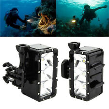impermeabile Per Gopro DSLR Accessori Luce subacquea subacquea a LED da 40 m