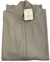 Brunello Cucinelli Cashmere Silk Strickjacke Cardigan Knitwear Jacke Pullover 48
