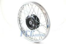 "PW80 PY80 FRONT 14"" RIM WHEEL FOR YAMAHA COYOTE 80 PW PY 80 DIRT BIKE I RM24"