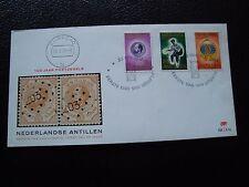 ANTILLES NEERLANDAISES - enveloppe 23/5/1973 (cy91) (A)