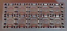 100pcs 500305240 (52.5mm x 45mm) INTEL CPU TRAY HOLDER