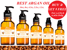 PURE ORGANIC COLD PRESSED UNREFINED ARGAN OIL - DIRECT FROM MOROCCO!!