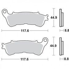 Pastilla Freno Moto SBS 828 HS FR HONDA