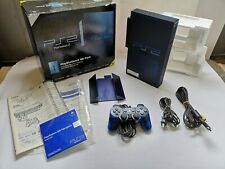 Sony PlayStation 2  Console - SCPH 50000 JAPAN NTSC J PS2 BOXED MIDNIGHT BLUE HD
