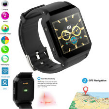 Wifi GPS Bluetooth Smart Watch Fitness Tracker Heart Rate Wristwatch For Samsung