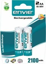 Envie 2100mAh AA (2nos) Ni-MH Rechargeable Battery for DIGITAL CAMERA!!!!