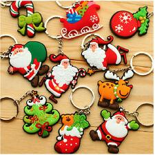 2pc Xmas Tree Ornament Decoration Party Holiday Christmas Santa Claus Decor Gift