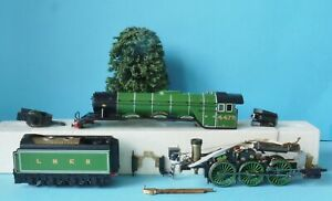 Hornby Live Steam Flying Scotsman A3 Loco R1058 LNER Spares or Repair a
