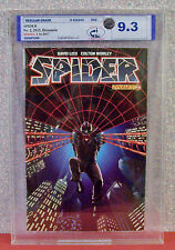 SPIDER, Vol. 1, #2, Graded 9.3  By MCG (MW Comic Grading) 2012, Dynamite