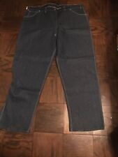 Key Industries Jeans 50 X 34 Mens Denim USA Made Vintage NEW Tough Dungarees