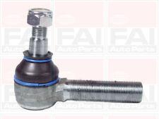 2X FAI Tie Rod End SS653 pour CITROEN FIAT DUCATO PEUGEOT BOXER 1.9 2.0 2.5 2.8