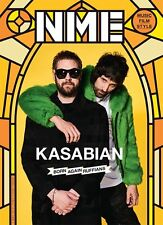 The NEW MUSICAL EXPRESS NME 5 MAY 2017 Kasabian Front Cover n.m.e. Shaun Ryder