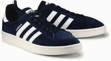SZ: 11  adidas Originals Men's  ICONIC  CAMPUS  SNEAKERS. DARK BLUE  LAST 1