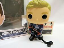 CONNOR MCDAVID, Edmonton Oilers, Funko POP NHL Figure (Home Uniform), New In Box