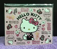 Cute HELLO KITTY Double Side Note Pad Memo Letter Paper Message Gift 40pcs Craft