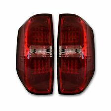 RECON 264288RD Toyota Tundra 2014-2016 Red-Red Tail Lights LED