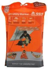 Adventure Medical Kits Sport Utility Blanket Orange 5 X 7 Feet