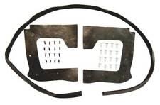 66-67 Mopar B-Body Rear Fender Shield Gasket Set