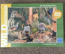 Blue Opal - Wild Australia On the Forest Floor 300pc Puzzle