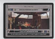 1997 Expansion Set Base #NoN Cloud City: Interrogation Room (Dark) Card 0m1