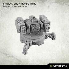 Legionary Sentry Gun: Twin Heavy Thunder Gun - Kromlech