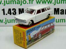 DT14 Voiture réédition DINKY TOYS atlas 507 Simca 1500 Break