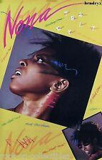 Nona Hendryx 1985 The Heat Original Promo Poster