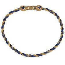 St. Louis Rams - Logo Titanium Twist 18 Necklace