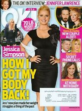 2013 OK! Magazine: Jessica Simpson Weight Loss/Jennifer Lawrence Interview