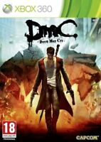 Gioco XBOX 360 usato garantito DMC DEVIL MAY CRY ita