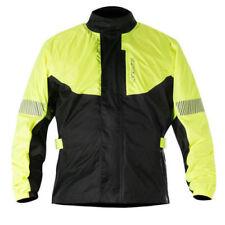 Combinaisons de pluie noirs Alpinestars pour motocyclette Homme